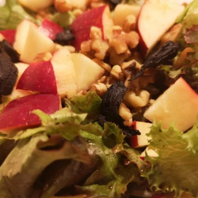 black-garlic-apple-salad